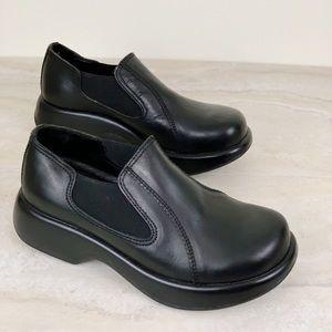 Dansko Women's Slip On Shoes Black Size 37